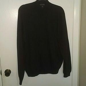 Brooks Brothers Italian Merino Wool Sweater